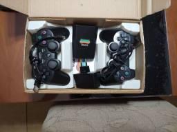 Console Infanto 3 - Mais De 20 Mil Jogos 2 Controle 64gb