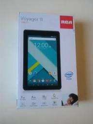 "Tablet 7"" Intel RCA QuadCore 16GB - Novo"