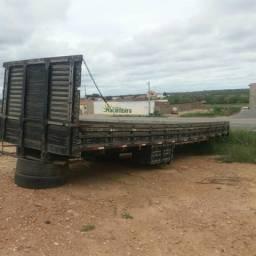 Carroceria para caminhão trucado