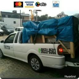 Transporte + rápidos +barato ligue 985510583
