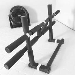 Barra Musculação Vw Metal Force iron Fitness Cross