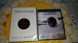 Dream Theater - Live At Luna Park (Blu Ray) + Live At Budokan (DVD Duplo)