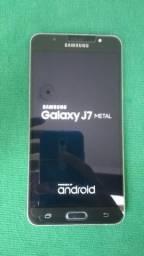 Vendo Samsung J7 Metal 16GB TOP!