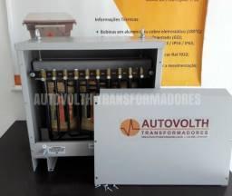 Autotransformador 3kVA 220v/380v+N (Reversivel)