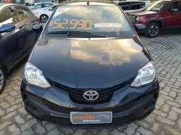 Toyota Etios Xs Automatico 2018 - 2018