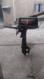 Motor Mercury 5hp - 2017