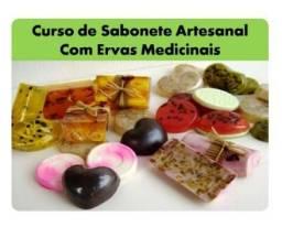 Curso de Sabonete Artesanal Com Ervas Med