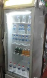 Freezer vertical para comércio