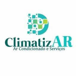 ClimatizAR-Ar Condicionado e Serviços