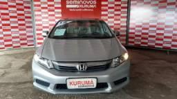 Honda Civic 1.8 LXS 16V Flex 4P Automatico. 2014/2015 - unico dono - 2015