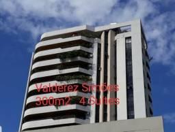 Edifício Valderez Simões 300m2 Centro - Alto padrão