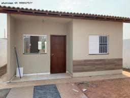 Casa para Venda em Várzea Grande, Vila Arthur, 2 dormitórios, 1 suíte, 2 banheiros, 2 vaga