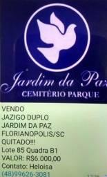TERRENO CEMITÉRIO/Jazigo (duplo sobreposto)