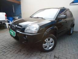 Hyundai tucson 2008 2.0 mpfi gl 16v 142cv 2wd gasolina 4p automÁtico - 2008