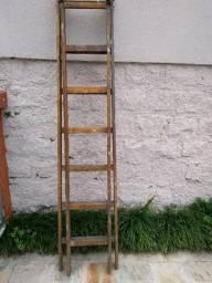 Escada de pintor usada