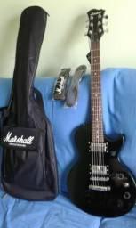Guitarra Marshall Les Paul