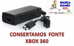 Conserto Fonte Xbox em até em 1Hora