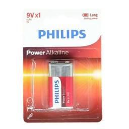 Bateria Pilha 9v Alcalina