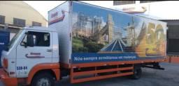 Caminhão Bau Volkswagem - 2005