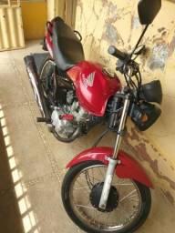 Vendo Moto Honda CG 150 Fan ESI 2012/13 Flex - 2012