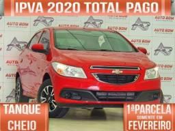 Chevrolet Onix LT 1.0 2014 Completo! IPVA 2020 pago, tanque cheio - 2014