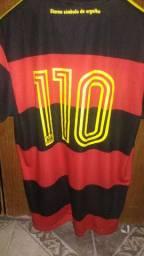 Camisa Sport Recife 110(G) anos 80$