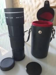 Lente ultra telephoto 3.5x