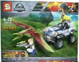 Lego Dinossauro Jurassic Park