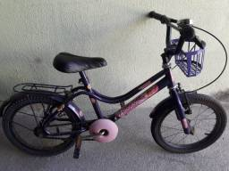 Bicicleta infantil ate 5 anos