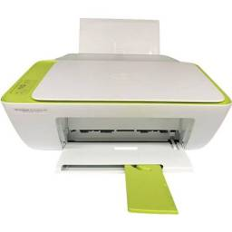 Impressora Multifuncional HP DeskJet Ink Advantage 2136 - Impressora, Copiadora e Scanner