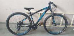 Vendo bicicleta aro 29 OGGI quadro 17 nova um mês de uso nota fiscal tudo na mão