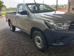 Hilux cabine simples 20/20