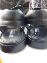 Sandalia masculina nova