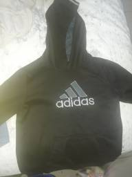 2 casacos Adidas e tommy