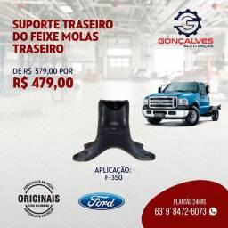 SUPORTE TRASEIRO DO FEIXE DE MOLAS ORIGINAL FORD F-350