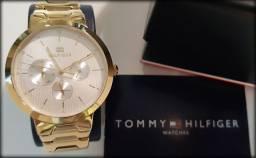 Relógio Feminino Tommy Original - NOVO - Lindo!!!