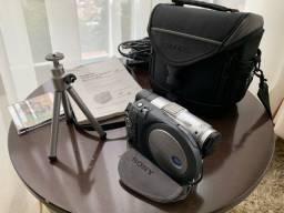 Câmara filmadora Sony