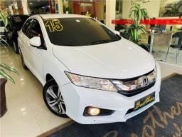 Honda city lx 1.5 16v flex 4p automatico 2015