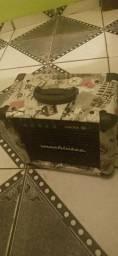 Amplificador Mackintec Maxx 15 Combo 15W  110V/220V