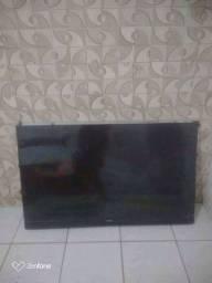 Televisão Samsung 49 polegadas para retirada de peças