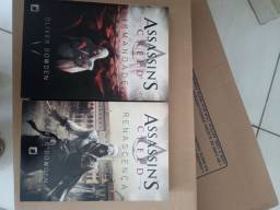 Assassin's creed 2 livros