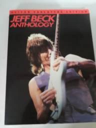 Songbook guitarra Jeff Beck