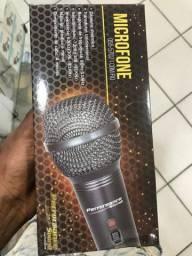 Microfone NOVO ótima qualidade (estamos entregando )