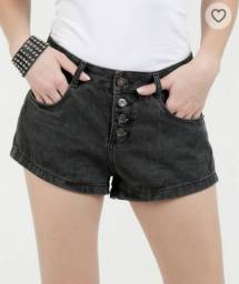 Shorts Feminino Jeans Novo