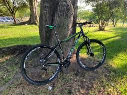 Bike Aro 29 MTB freios a disco