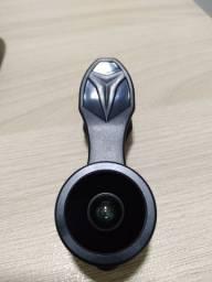 lentes (olho de peixe)para celular