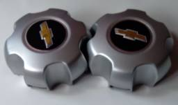 Calota centro roda S10 Lt e LTZ (original usada)