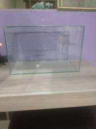Vendo aquário novo nunca usado