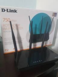 Roteador D-Link 750Mbps