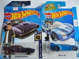 Hot Wheels no Blister 4
